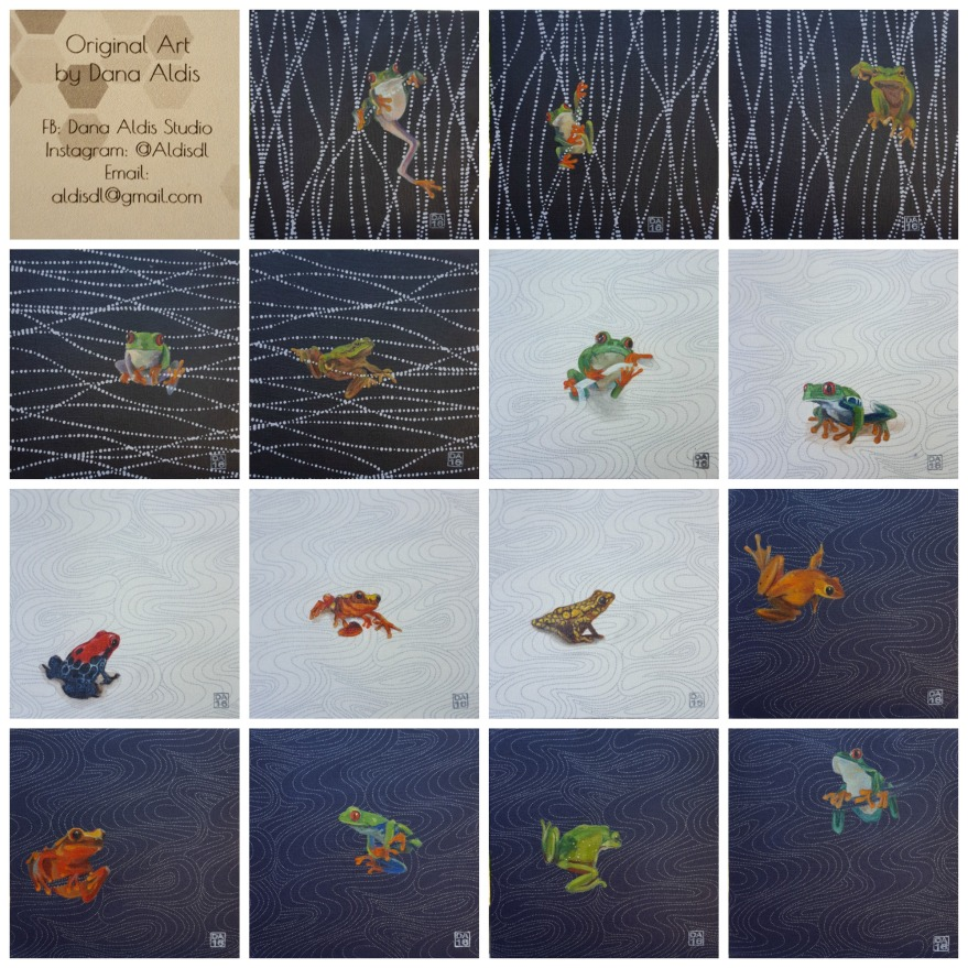 15BFrogCollage